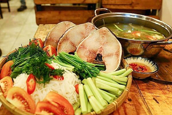Đi ăn Lẩu cá Bớp ở Phan Thiết