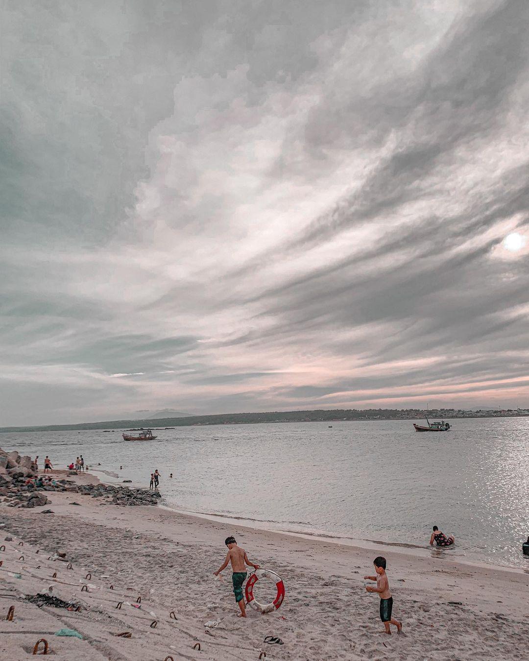 du lịch Phan Thiết tắm biển ở đâu