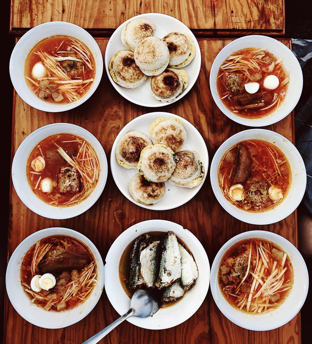 Ăn các món đặc sản Phan Thiết